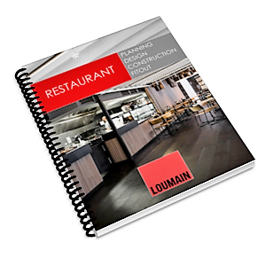 Restaurant Brochure Cover