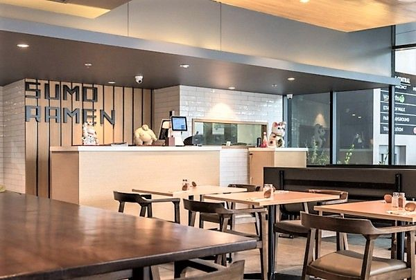 Quick Serve Restaurant Fitout Loumain