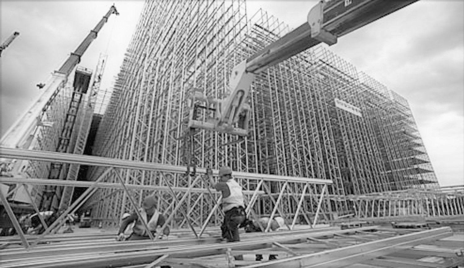Steel Construction Loumain Australia