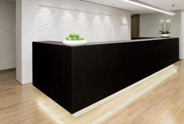 Micsa Reception Desk Fitout Design22